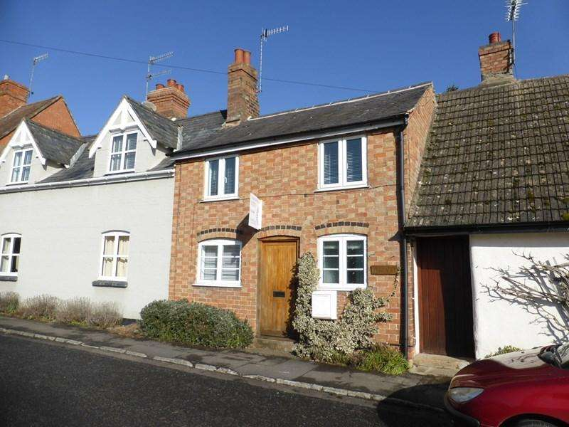 2 Bedrooms Terraced House for sale in Main Street, Cleeve Prior, Evesham