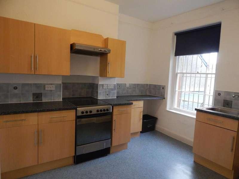 2 Bedrooms Apartment Flat for rent in Boutport Street, Barnstaple