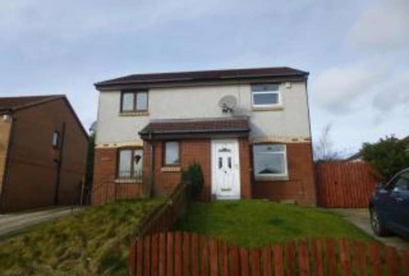 2 Bedrooms Semi Detached House for sale in Strathmore Walk, Sikeside