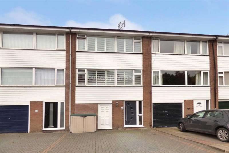 3 Bedrooms Terraced House for sale in Beech Farm Drive, Tytherington