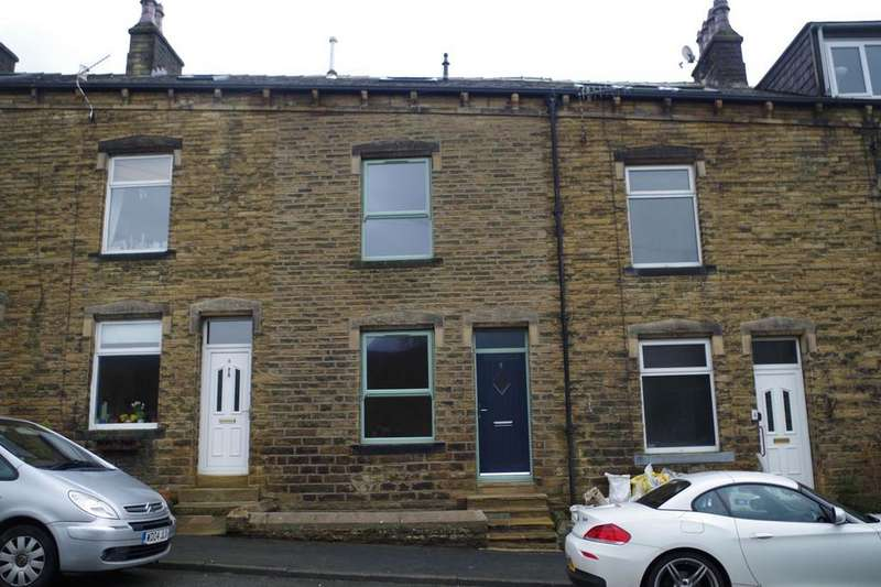 4 Bedrooms Terraced House for sale in Oxford Terrace, Scout Road, Mytholmroyd, Halifax HX7