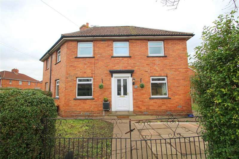 3 Bedrooms Semi Detached House for sale in Weymouth Road, Bedminster, Bristol, BS3