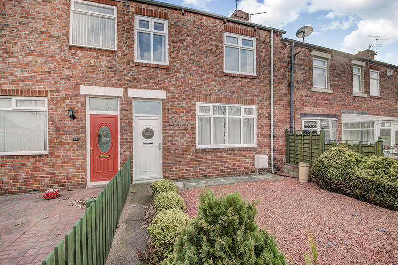 2 Bedrooms Terraced House for rent in Park Road, Ashington, NE63