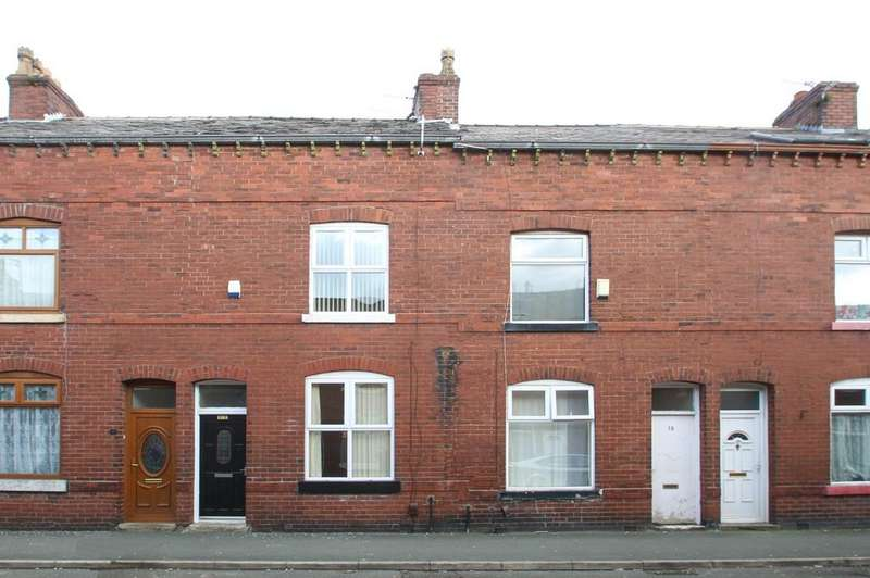 3 Bedrooms Terraced House for rent in Station Road, Eccles, Manchester, M30