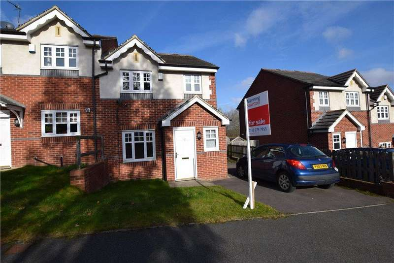 3 Bedrooms House for sale in Borrowdale Crescent, Leeds, West Yorkshire