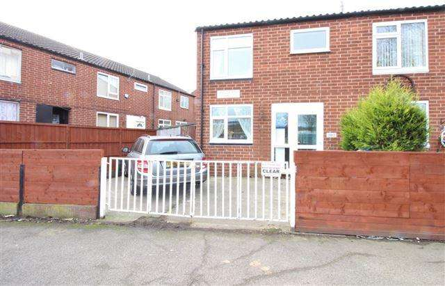 3 Bedrooms End Of Terrace House for sale in Greenland Way , Darnall, Sheffield, S9 5GH
