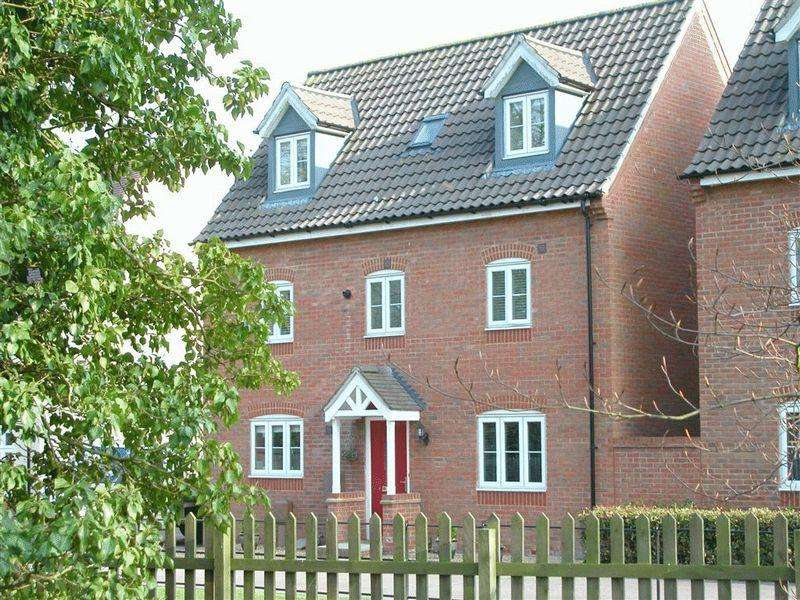 5 Bedrooms Detached House for sale in Washington Drive Watton