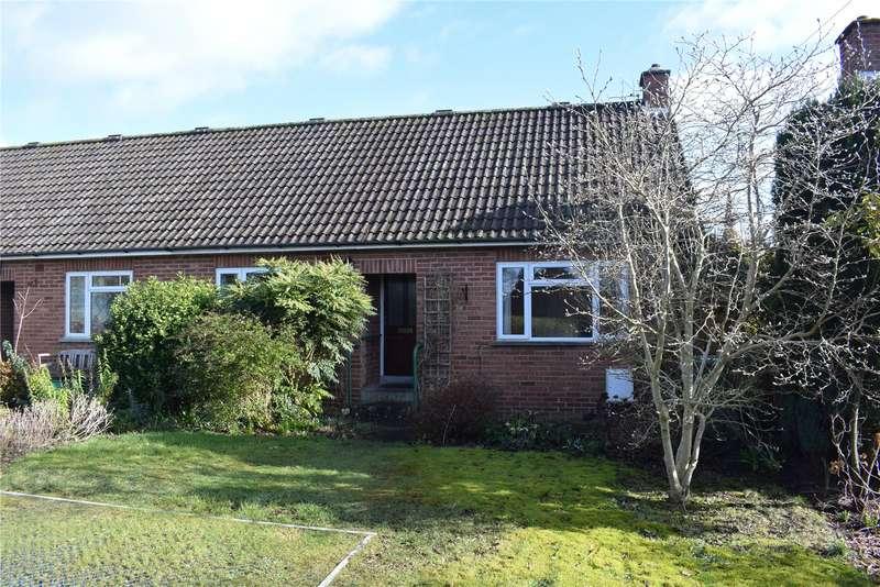 2 Bedrooms Semi Detached Bungalow for sale in Millers Gardens, Wells, Somerset, BA5