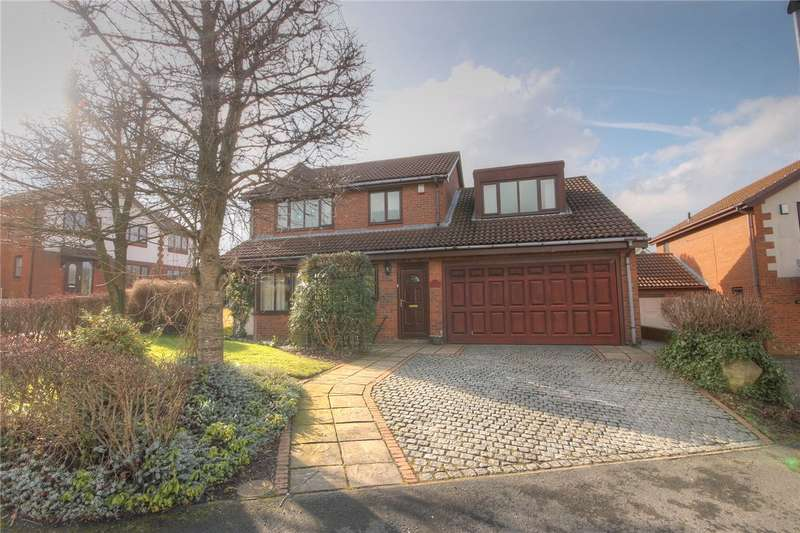 4 Bedrooms Detached House for sale in Aidens Walk, Ferryhill, County Durham, DL17