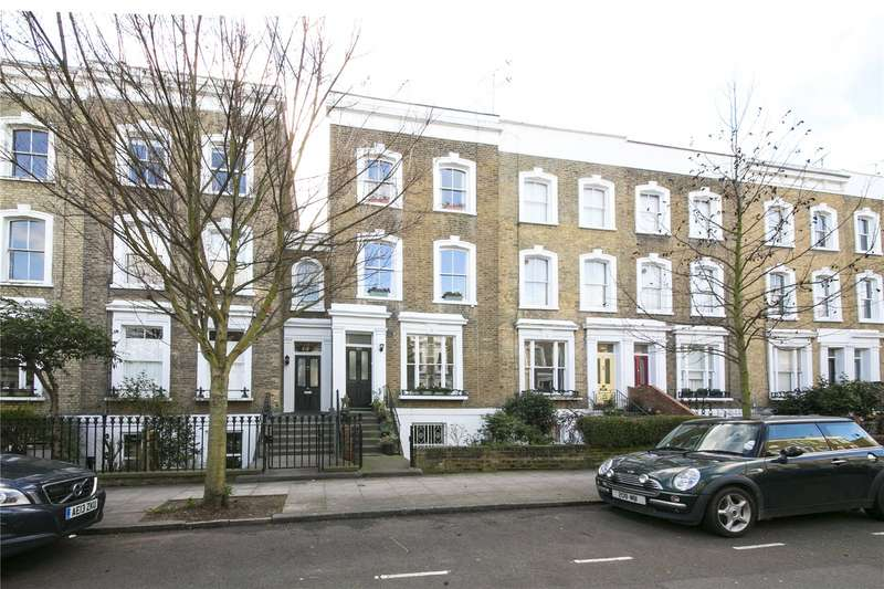4 Bedrooms Terraced House for sale in Northchurch Road, Islington, N1