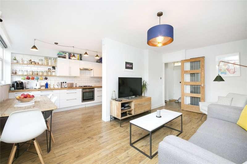 3 Bedrooms Maisonette Flat for sale in Hertford Road, De Beauvoir, N1
