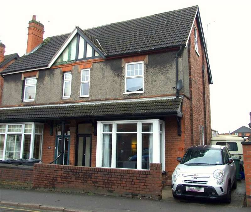 4 Bedrooms Semi Detached House for sale in Cressy Road, Alfreton, Derbyshire, DE55