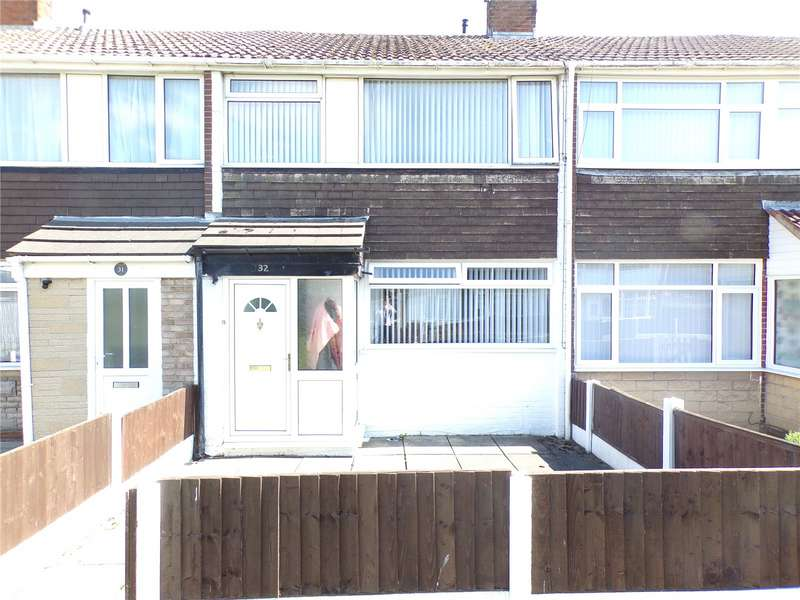 3 Bedrooms Terraced House for sale in Mardale Lawn, Netherley, Liverpool, L27
