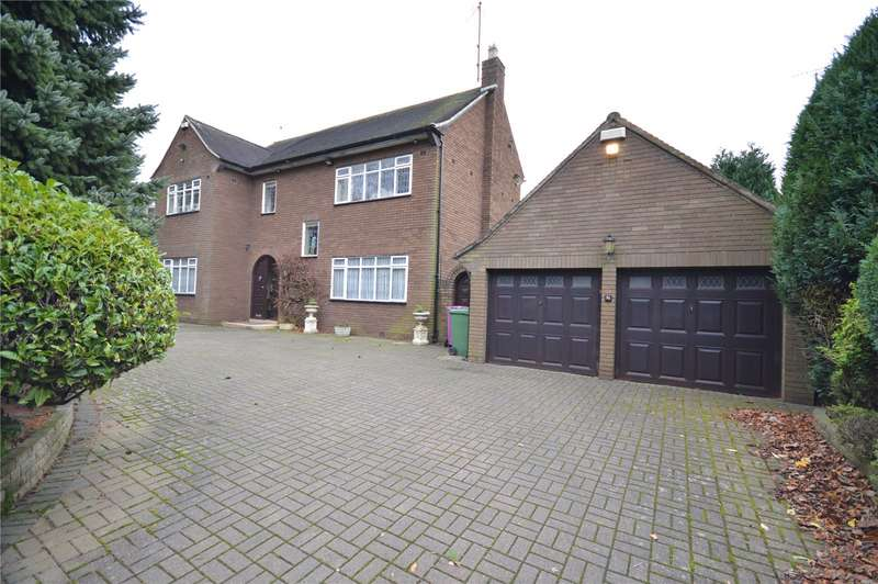 3 Bedrooms Detached House for sale in Cromptons Lane, Calderstones, Liverpool, L18