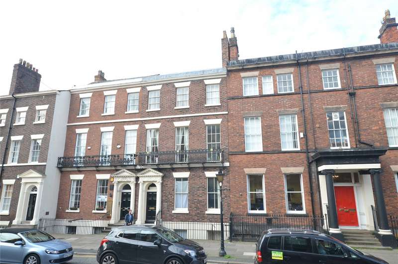 3 Bedrooms Apartment Flat for sale in Rodney Street, Liverpool, Merseyside, L1