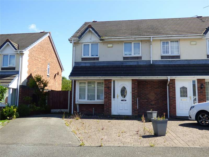 3 Bedrooms Semi Detached House for sale in The Pines, Liverpool, Merseyside, L12