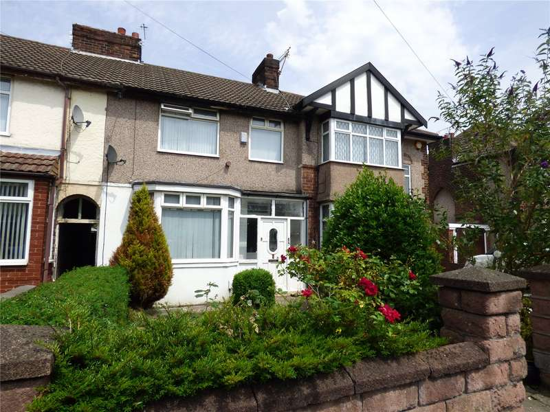 3 Bedrooms Terraced House for sale in Castlefield Close, Liverpool, Merseyside, L12