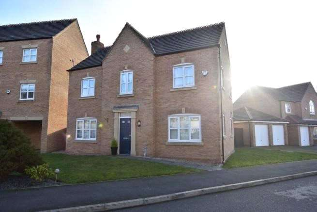 4 Bedrooms Detached House for sale in Grenadier Drive, West Derby, Liverpool, L12