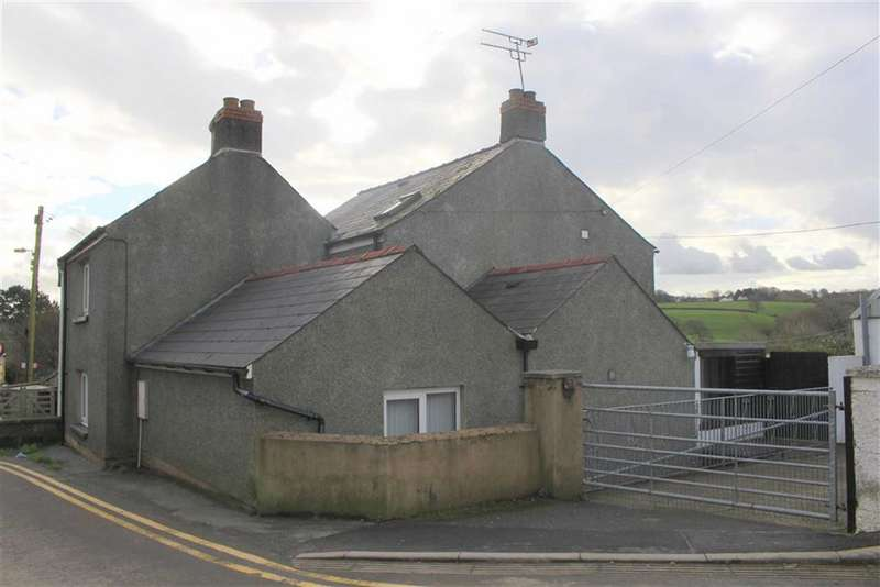 4 Bedrooms Cottage House for sale in Main Street, Llangwm, Haverfordwest