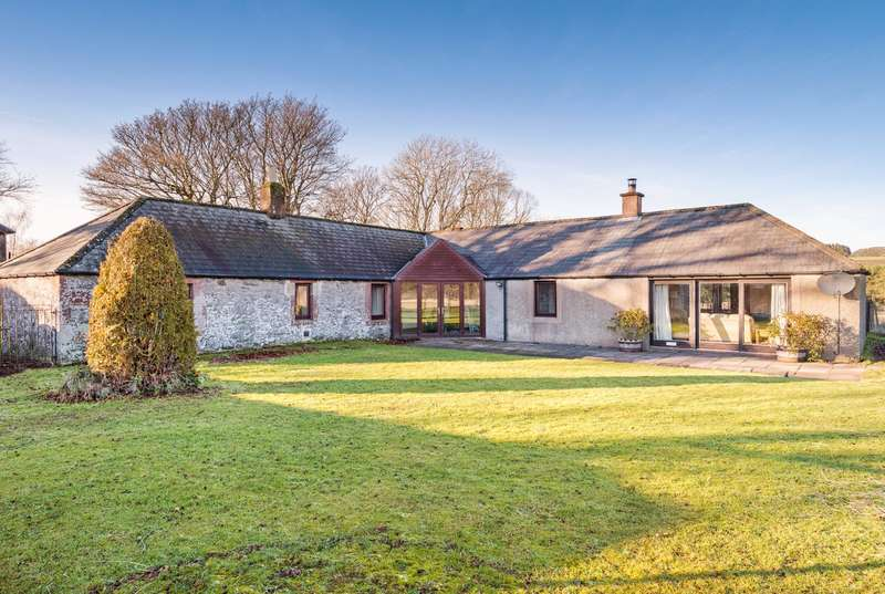 3 Bedrooms Detached House for sale in Gorno Grove Cottage, Strathmiglo, Cupar, Fife, KY14