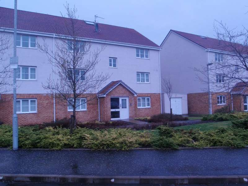 2 Bedrooms Flat for rent in Stirrat Crescent, Paisley PA3