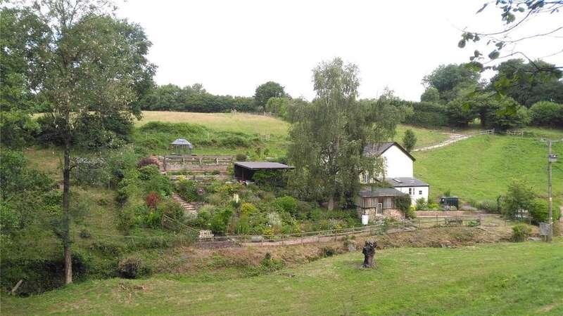 3 Bedrooms Detached House for sale in Way Village, Tiverton, Devon