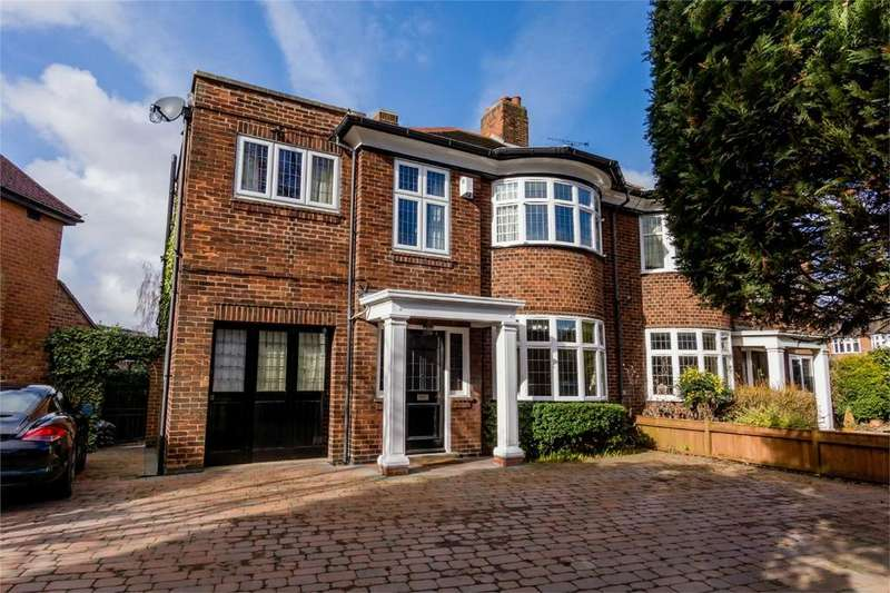 3 Bedrooms Semi Detached House for rent in The Mount, York
