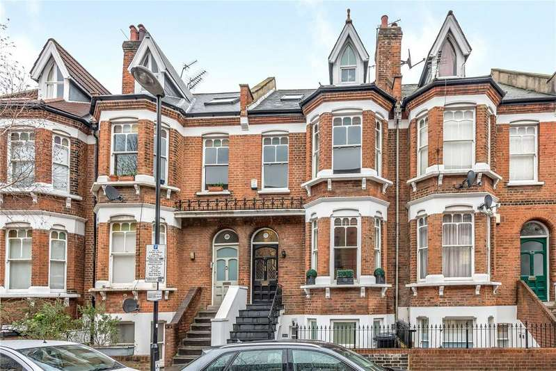 3 Bedrooms Flat for sale in Horsell Road, Highbury, London, N5