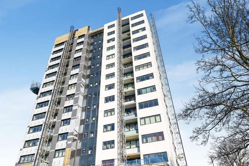 2 Bedrooms Flat for sale in Evenlode Tower, Blackbird Leys Road,, Oxford, OX4 6JB, OX4
