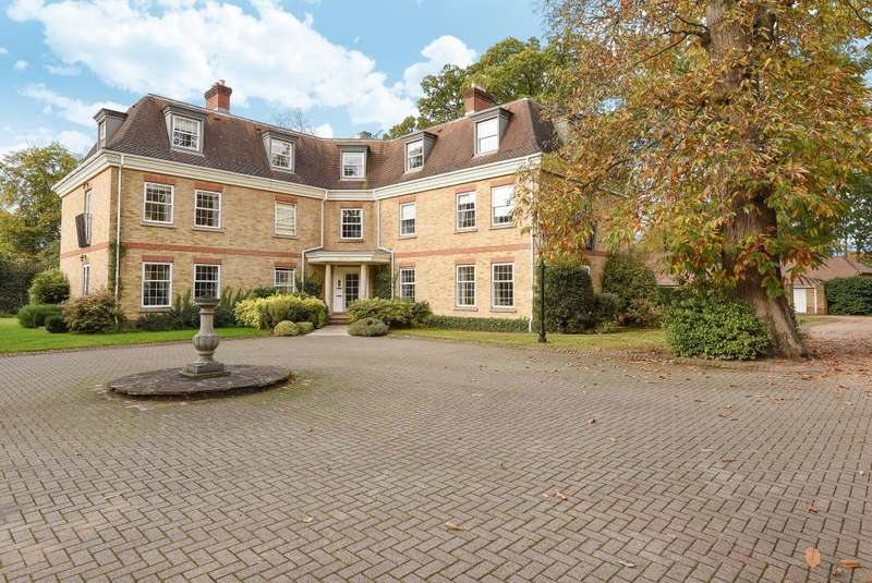 2 Bedrooms Flat for sale in Catherine House, Ascot, SL5