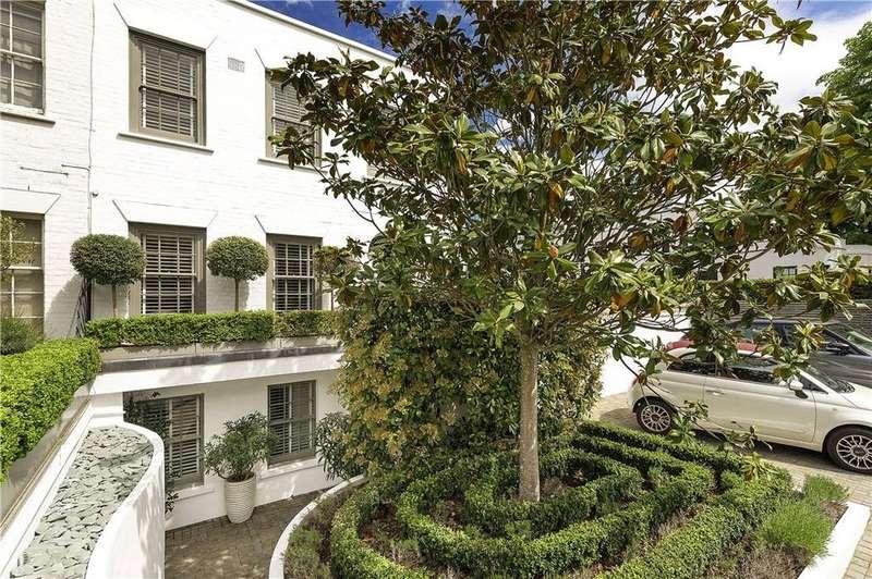 5 Bedrooms Semi Detached House for sale in Pembroke Gardens, Kensington, London, W8
