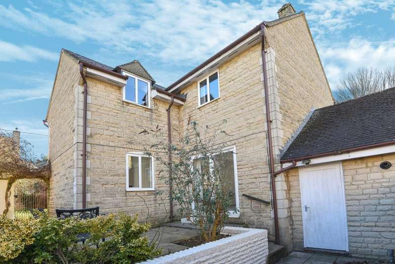 3 Bedrooms Detached House for sale in Chipping Norton, Oxfordshire, OX7