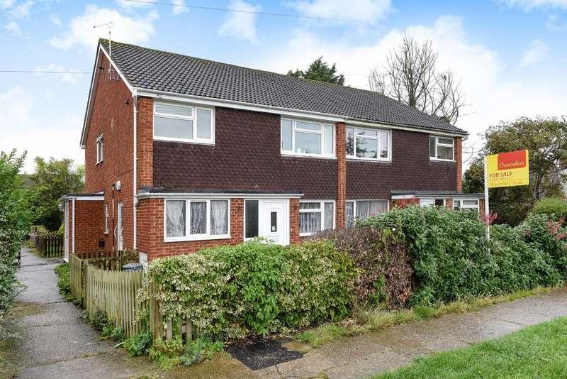 2 Bedrooms Maisonette Flat for sale in Elmhurst, Aylesbury, HP19