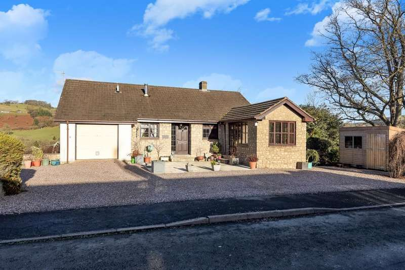 4 Bedrooms Detached House for sale in Hay on Wye 14 miles, Builth Wells 7 miles, LD2