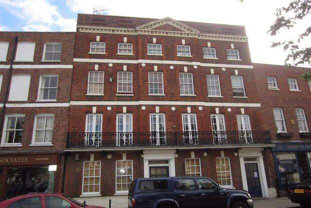 2 Bedrooms Flat for rent in Georgian Court 8-9 Old Market WISBECH Cambridgeshire PE13 1NJ
