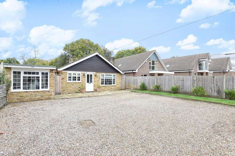 3 Bedrooms Detached Bungalow for sale in Amersham, Buckinghamshire, HP7