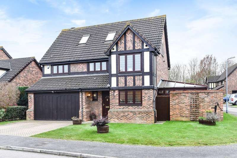 5 Bedrooms Detached House for sale in The Copse, Hemel Hempstead., HP1