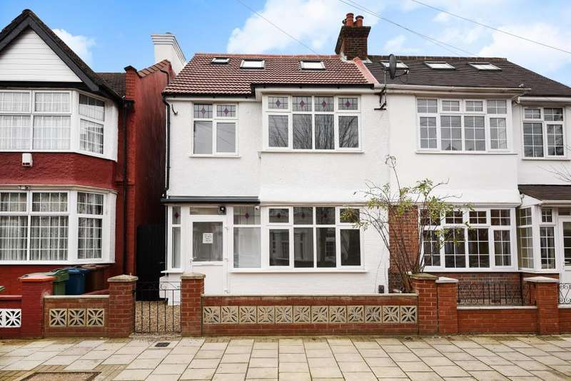 3 Bedrooms Flat for sale in Harrow, Middlesex, HA3