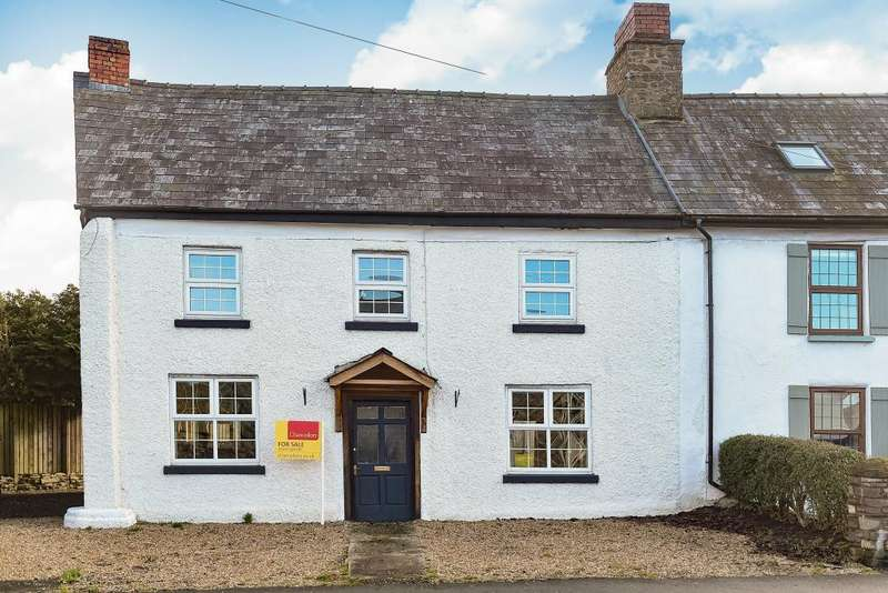 5 Bedrooms Cottage House for sale in The strand, Builth Wells, LD2