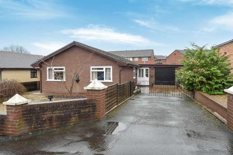 3 Bedrooms Detached Bungalow for sale in Mid Wales, Llandrindod Wells, LD1
