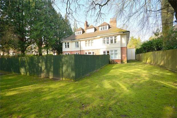 2 Bedrooms Flat for sale in East Avenue, Talbot Woods, Bournemouth
