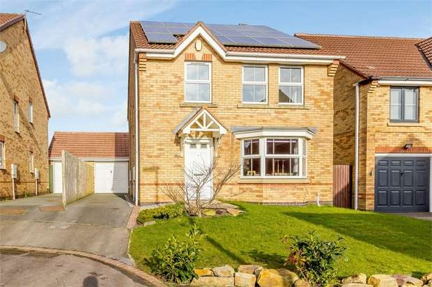 4 Bedrooms Detached House for sale in Kielder Close, Ashton-in-Makerfield, Wigan, Lancashire