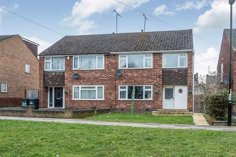 3 Bedrooms Semi Detached House for sale in Alderminster Road, Coventry, CV5