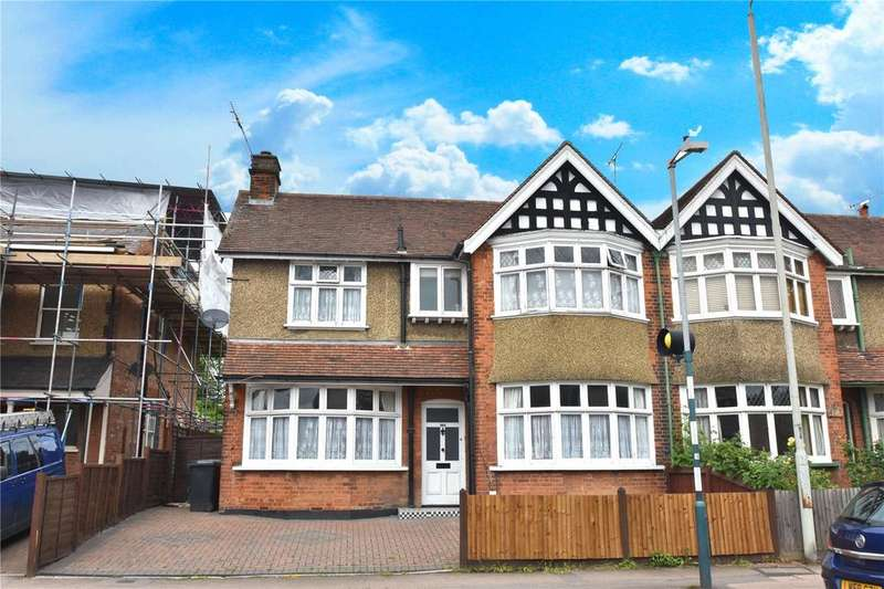 3 Bedrooms Semi Detached House for sale in Hatfield Road, St. Albans, Hertfordshire