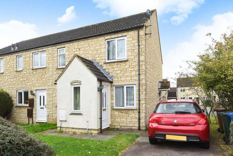 1 Bedroom House for sale in Avocet Way, Bicester, OX26