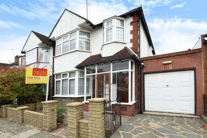 3 Bedrooms House for sale in Naylor Road, Whetstone, N20