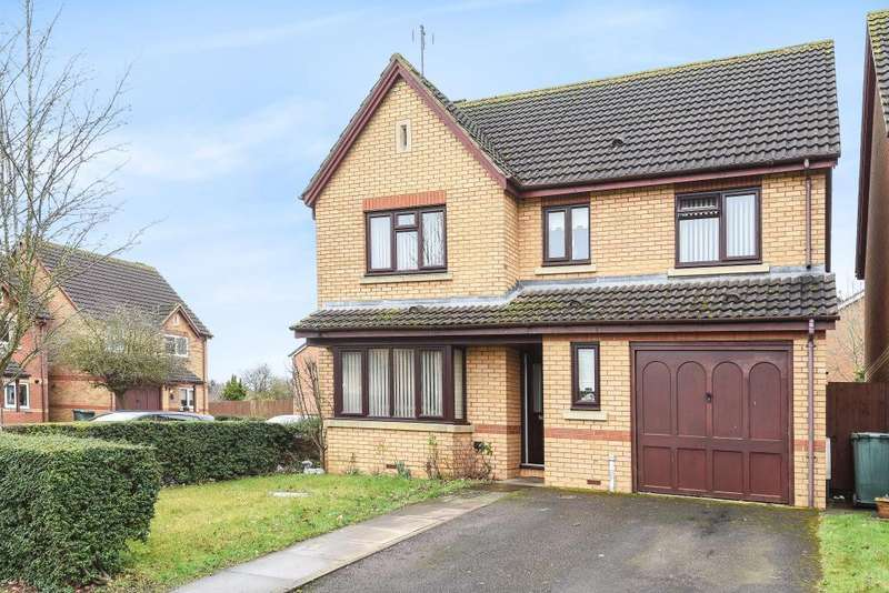 4 Bedrooms Detached House for sale in Bicester, Oxfordshire, OX26