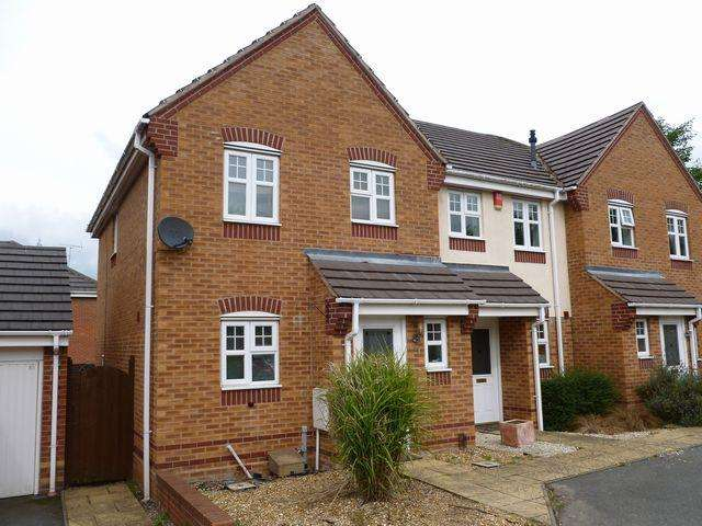 3 Bedrooms House for rent in Haymaker Way, Hednesford, CANNOCK, WS12