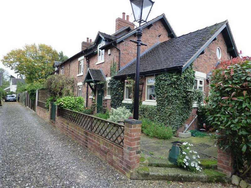 3 Bedrooms Cottage House for sale in Old Rickerscote Lane, Stafford