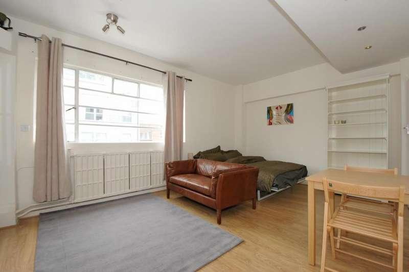 Studio Flat for sale in Broadwalk Court, Palace Gardens Terrace, W8, W8